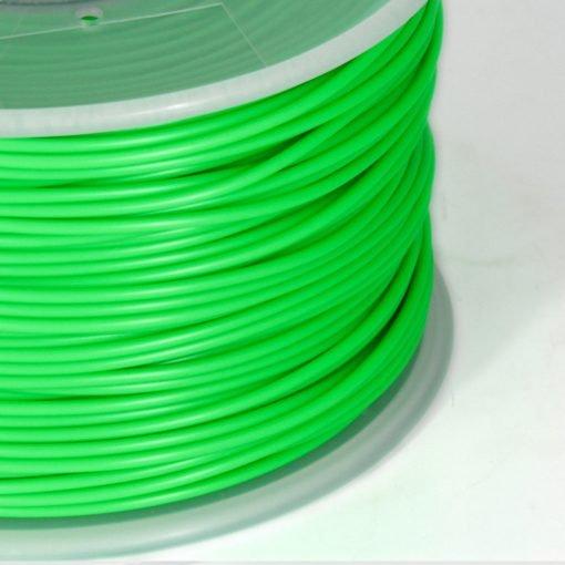 Billede af Grøn 1.75mm PLA 3D850