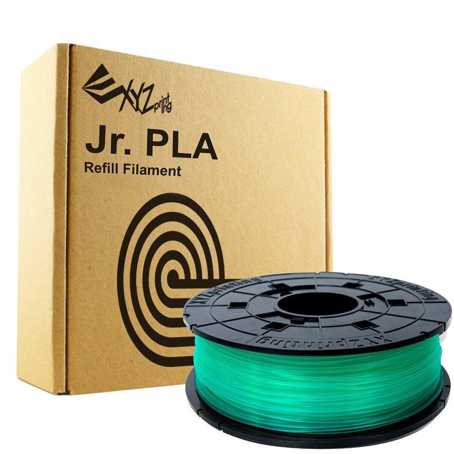 Billede af XYZprinting Da Vinci Junior PLA - 600g - Transparent Grøn
