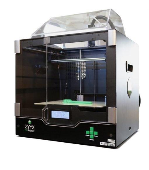 Billede af ZYYX+ 3D Printer