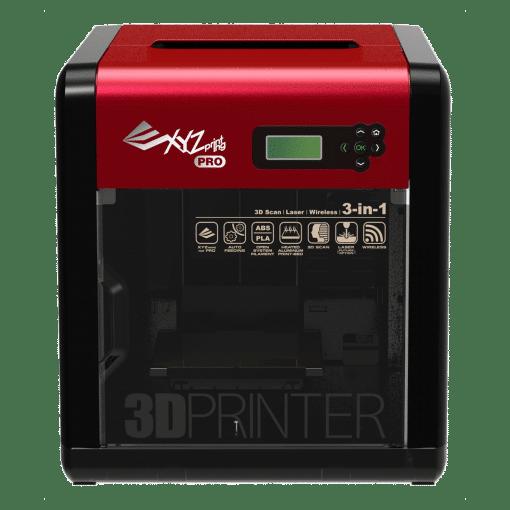 Billede af XYZprinting da Vinci 1.0 Pro 3in1 3D Printer