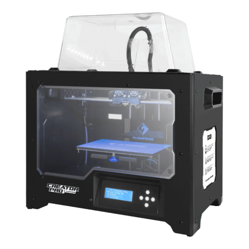 Image of   Flashforge Creator Pro 2016 3D Printer