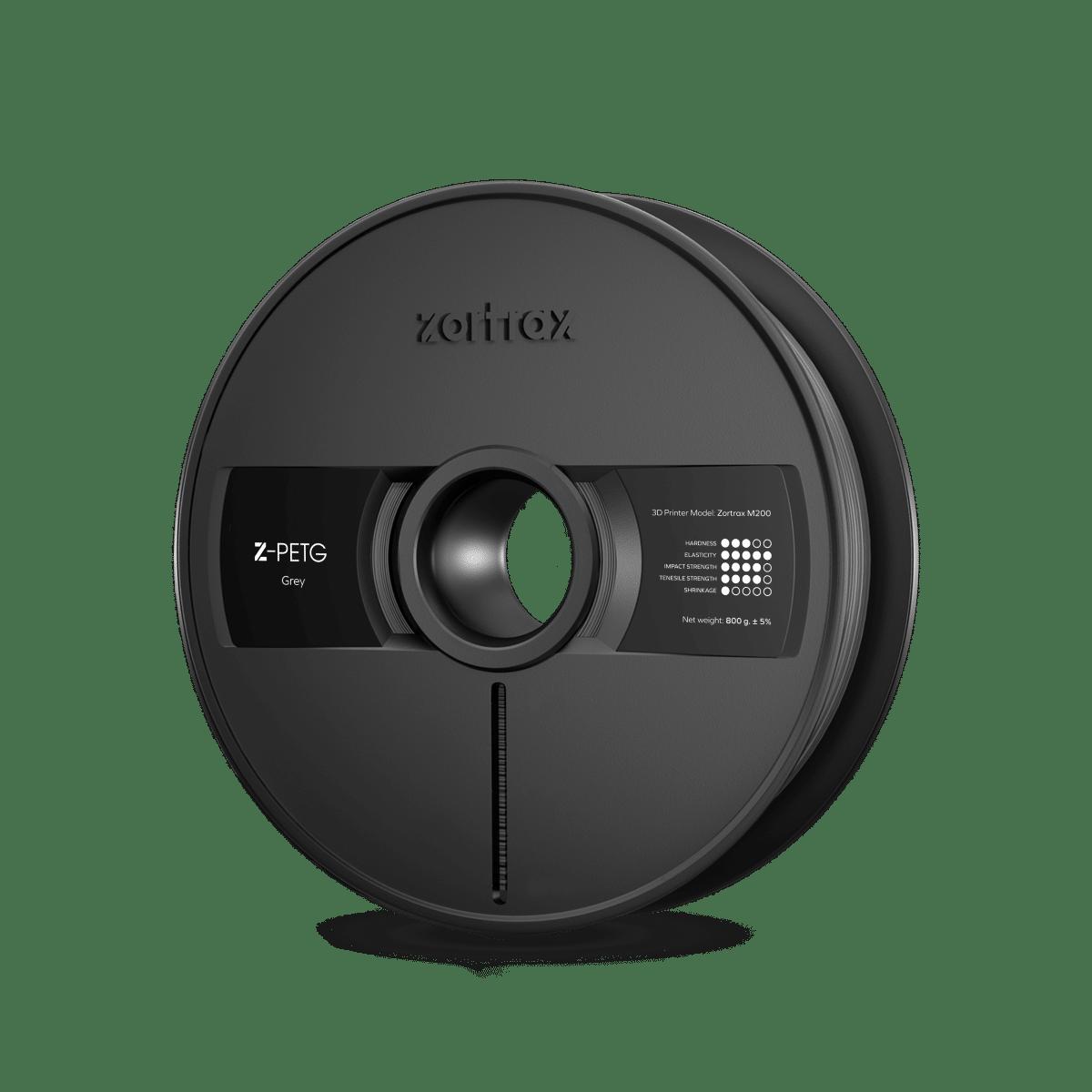 Billede af Zortrax Z-PETG - 1,75mm - 800g - Grey