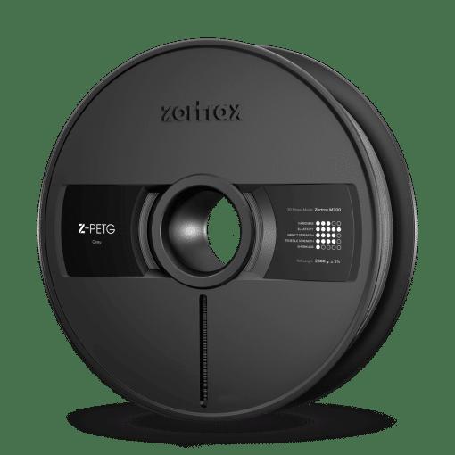 Image of   Zortrax Z-PETG – M300 – 1.75 mm – 2 kg – Grey