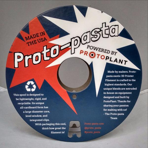 Image of Proto-pasta High Temperature PC-ABS 1.75mm 500g Black