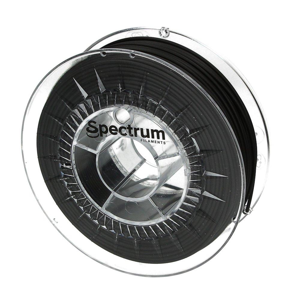 Billede af Spectrum Filaments - PLA - 2.85mm - Deep Black - 1 kg