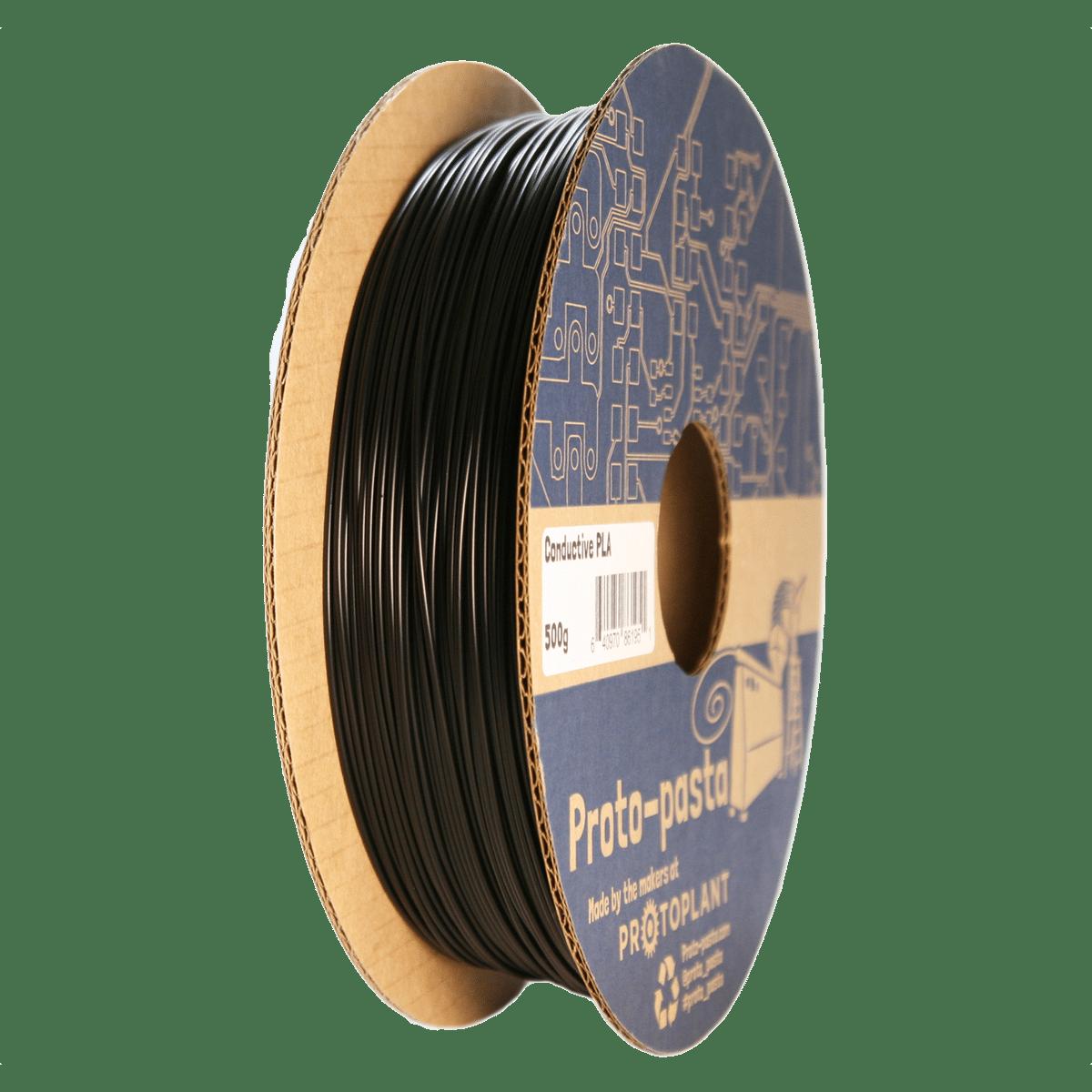 Billede af Proto-pasta Conductive PLA 1.75mm 500g