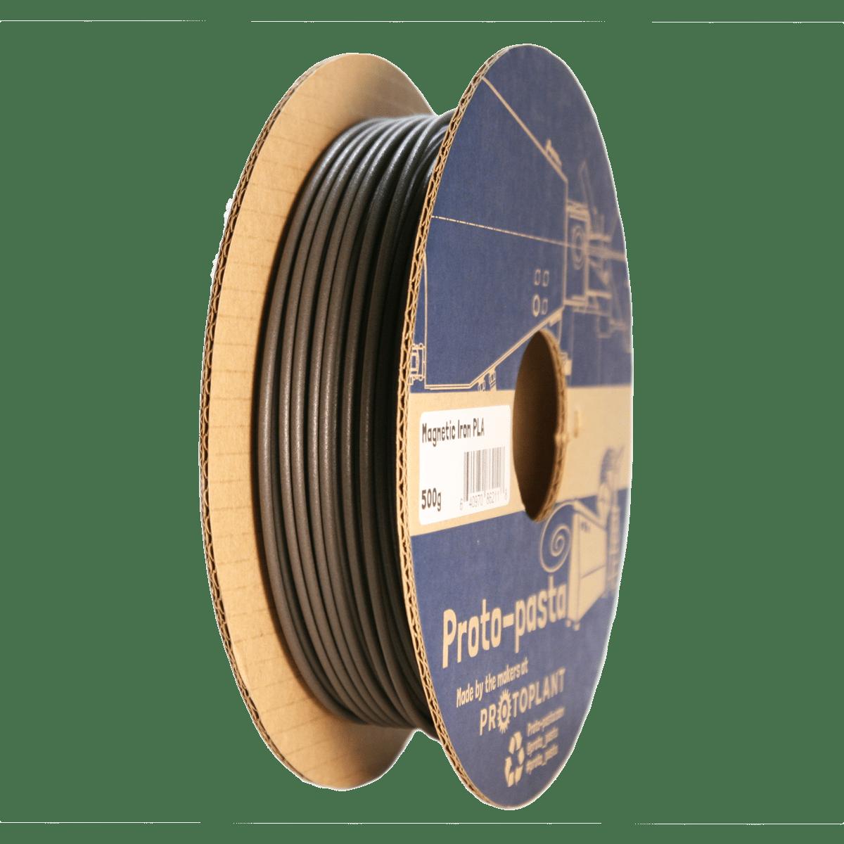 Billede af Proto-pasta Magnetic Iron PLA 1.75mm 500g