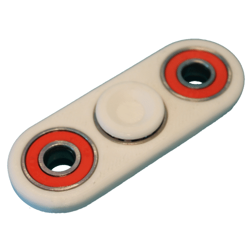 Image of   Fidget Spinner – Oval – 3D Printet