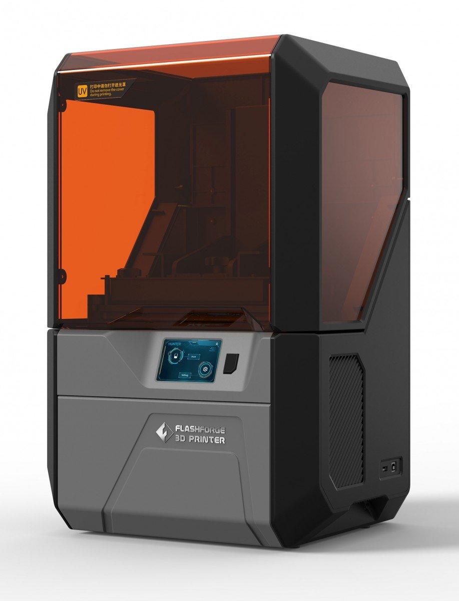 Image of Flashforge Hunter 3D Printer