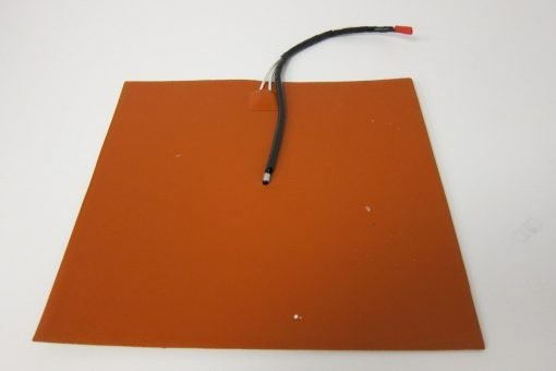 CreatBot silikone heater pad til DX