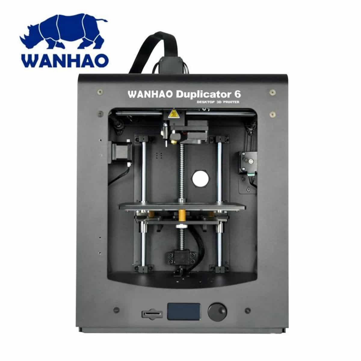Image of   Wanhao Duplicator 6 Plus Printer