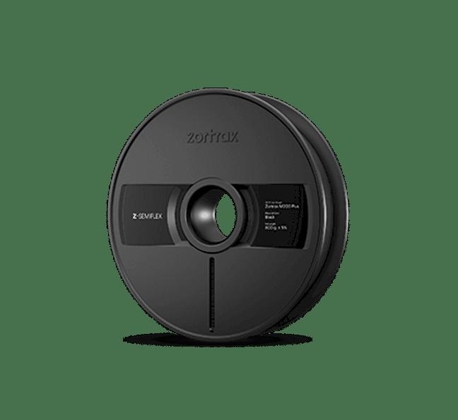 Billede af Zortrax Z-SEMIFLEX - 1,75mm - 800g - Black