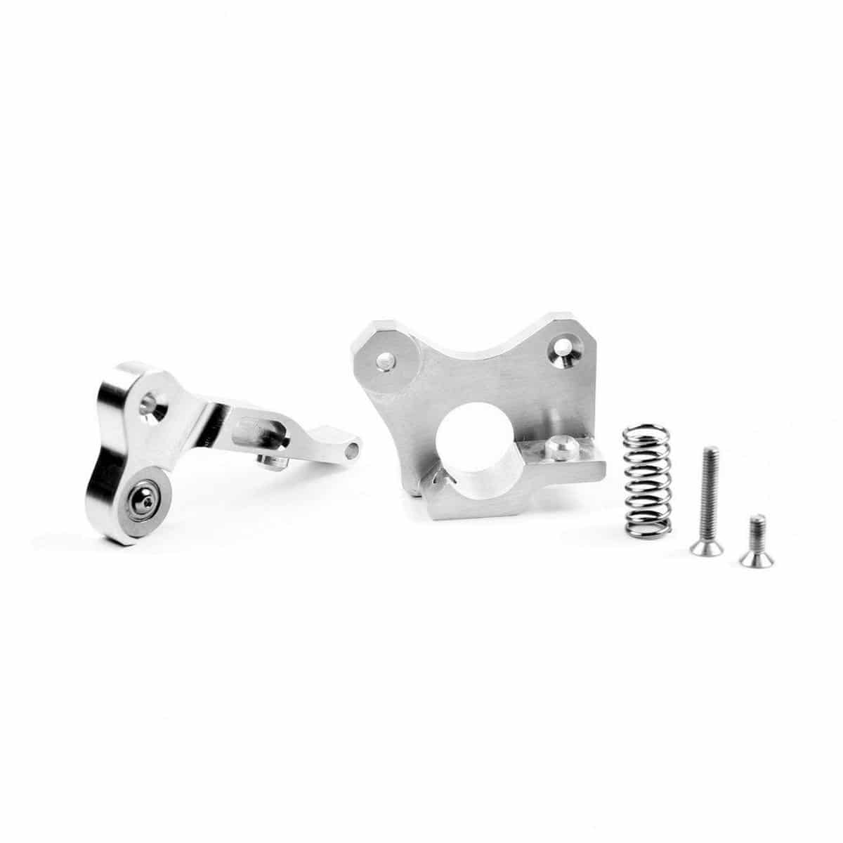 Billede af Micro Swiss CNC Machined Lever and Extruder Plate for Wanhao i3