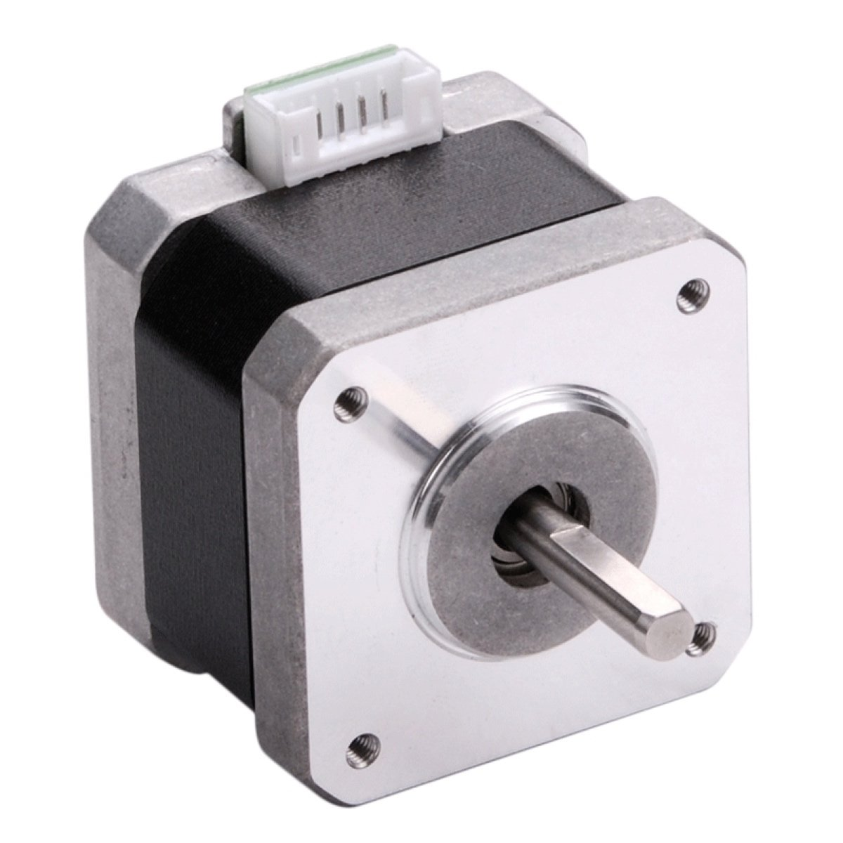 Image of Moons stepper motor - Nema17 - 42mm