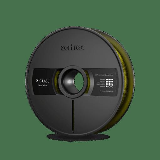 Image of   Zortrax Z-GLASS – 1.75mm – 800g – Neon Yellow