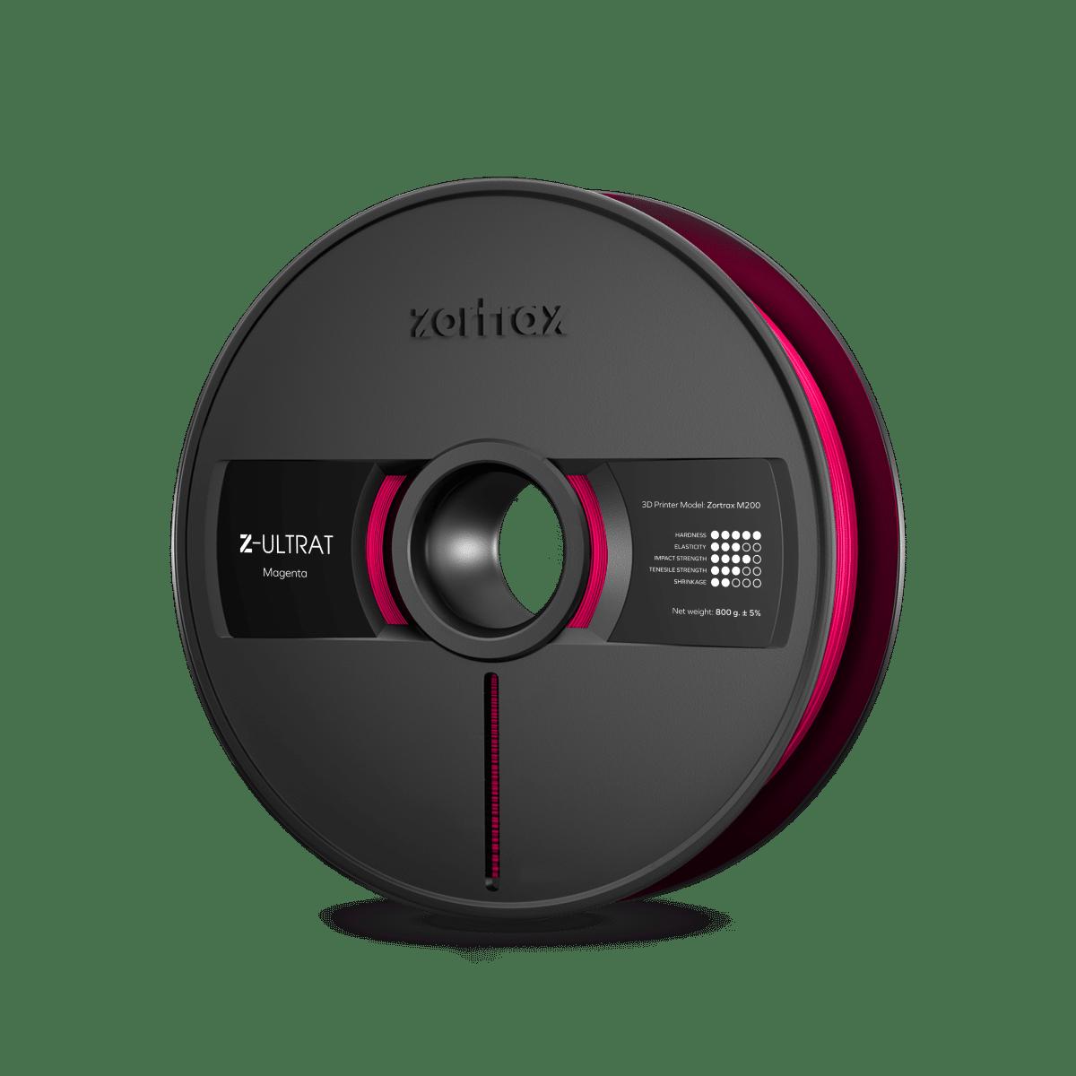 Billede af Zortrax Z-ULTRAT - 1.75mm - 800g - Magenta