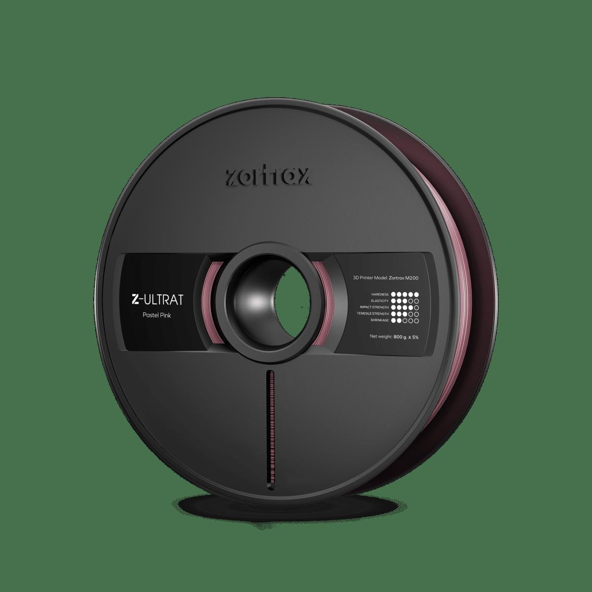Billede af Zortrax Z-ULTRAT - 1.75mm - 800g - Pastel Pink