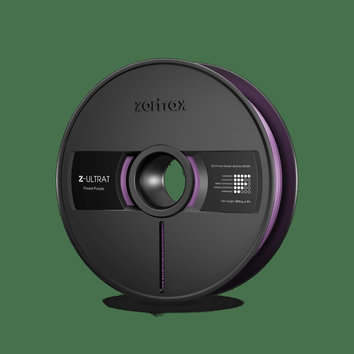 Billede af Zortrax Z-ULTRAT - 1.75mm - 800g - Pastel Purple