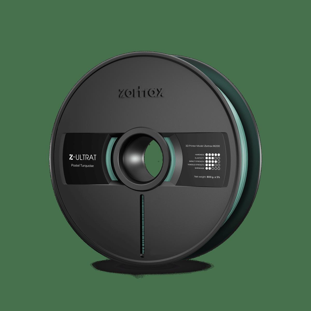 Billede af Zortrax Z-ULTRAT - 1.75mm - 800g - Pastel Turquoise