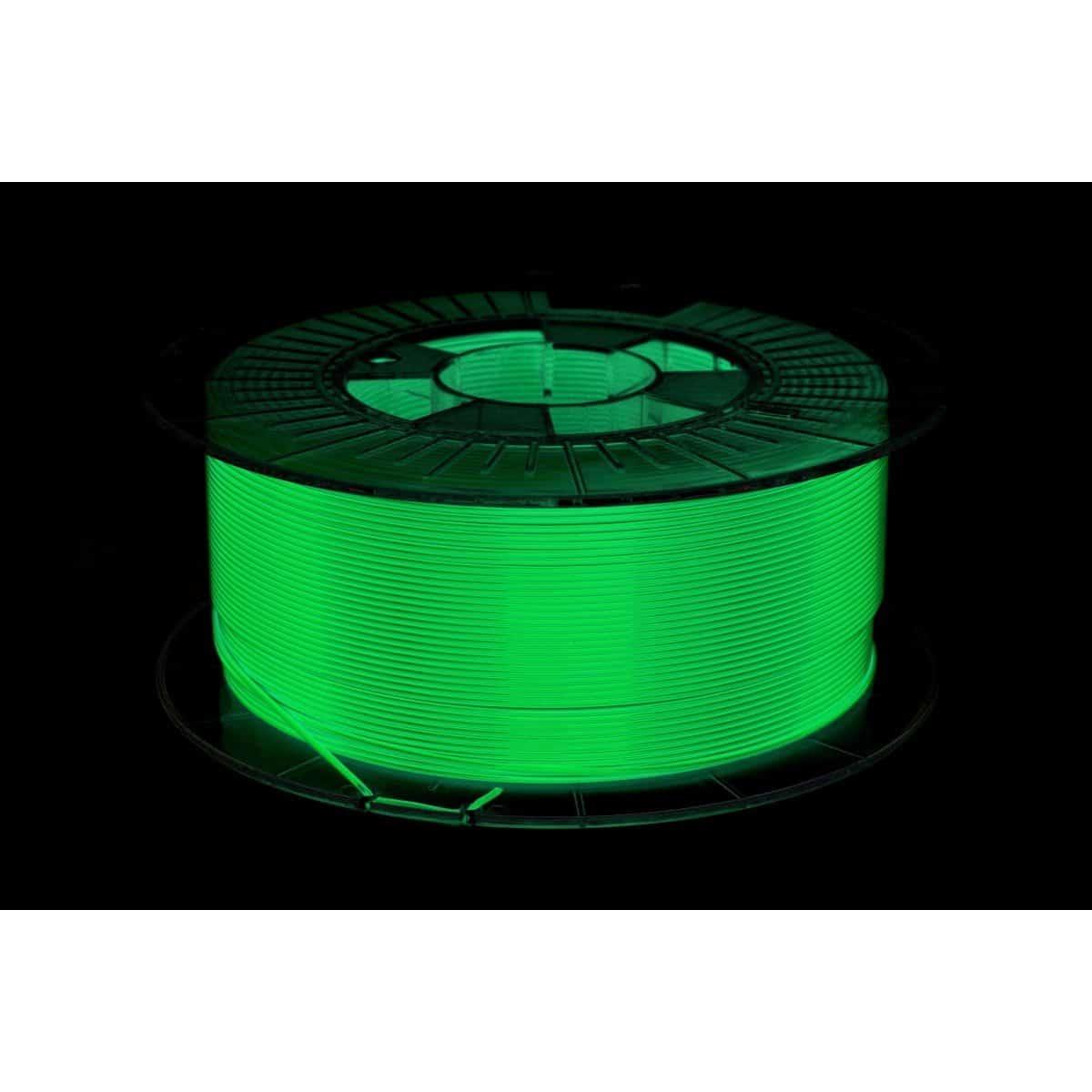 Billede af Spectrum Filaments - PLA - 1.75mm - Glow in the Dark - 1 kg