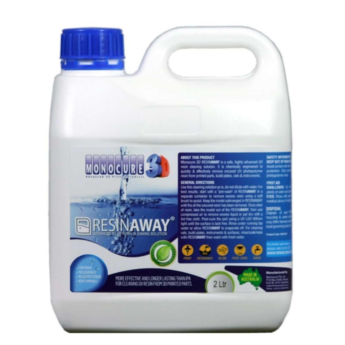 Image of Monocure 3D RESINAWAY Cleaner - 2 liter