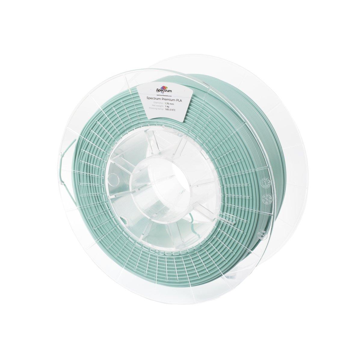Billede af Spectrum Filaments - PLA - 1.75mm - Pastel Turquoice - 1 kg