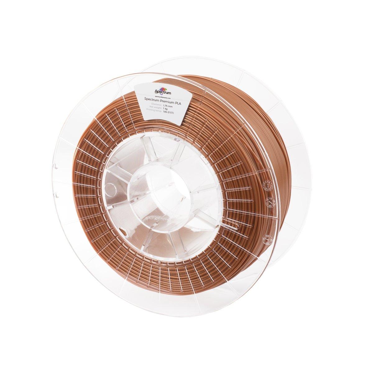 Billede af Spectrum Filaments - PLA - 1.75mm - Rust Copper - 1 kg