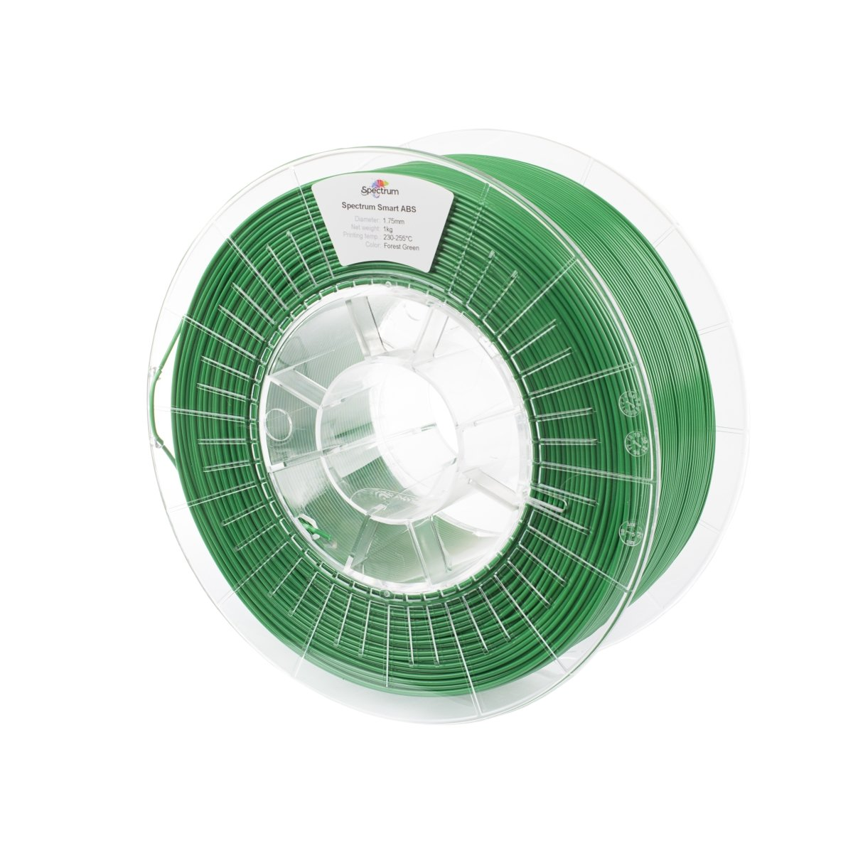 Image of   Spectrum Filaments - Smart ABS - 1.75mm - Forest Green - 1 kg