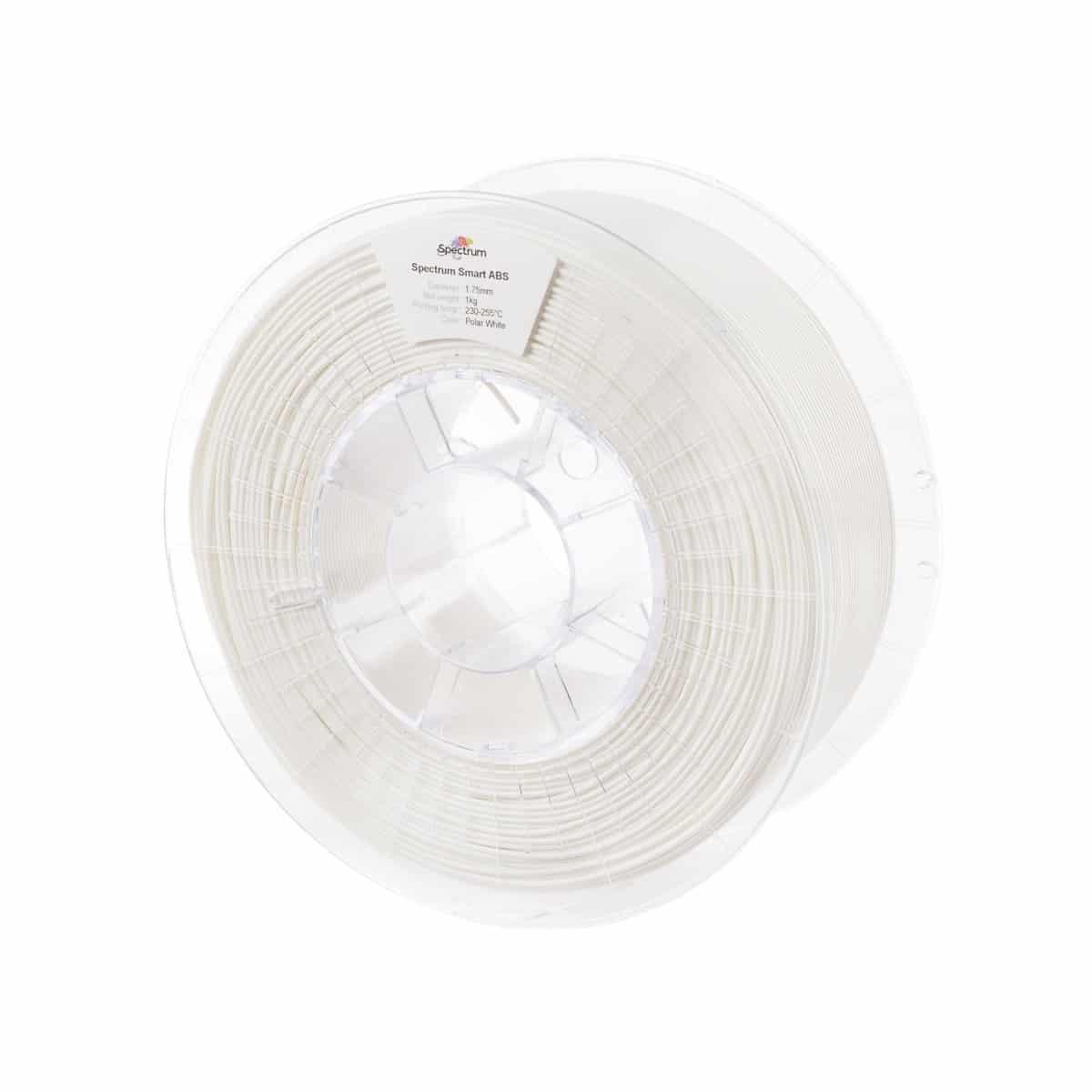 Image of   Spectrum Filaments - Smart ABS - 1.75mm - Polar White - 1 kg