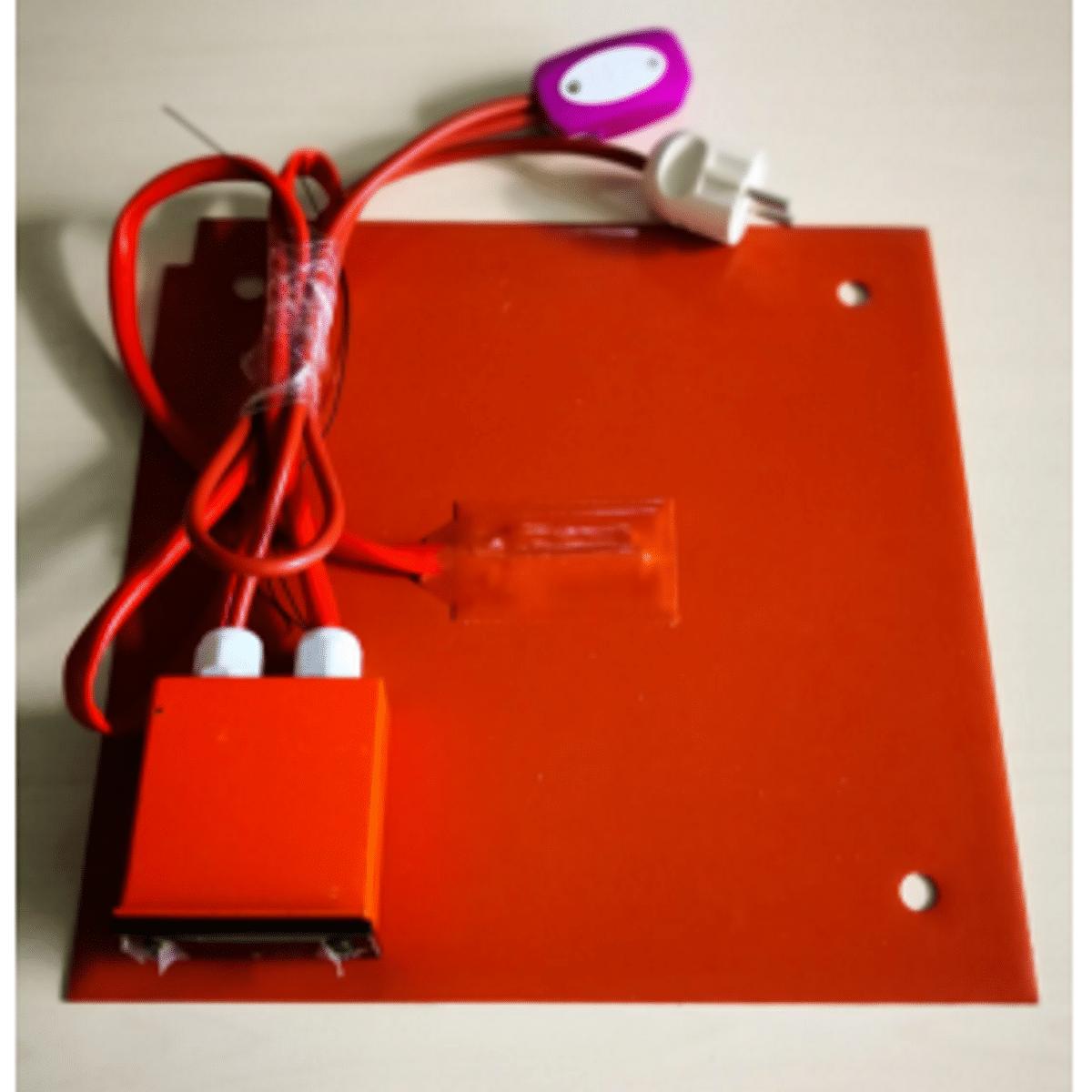 Billede af Print Bed Rubber Heater 308 x 308 mm