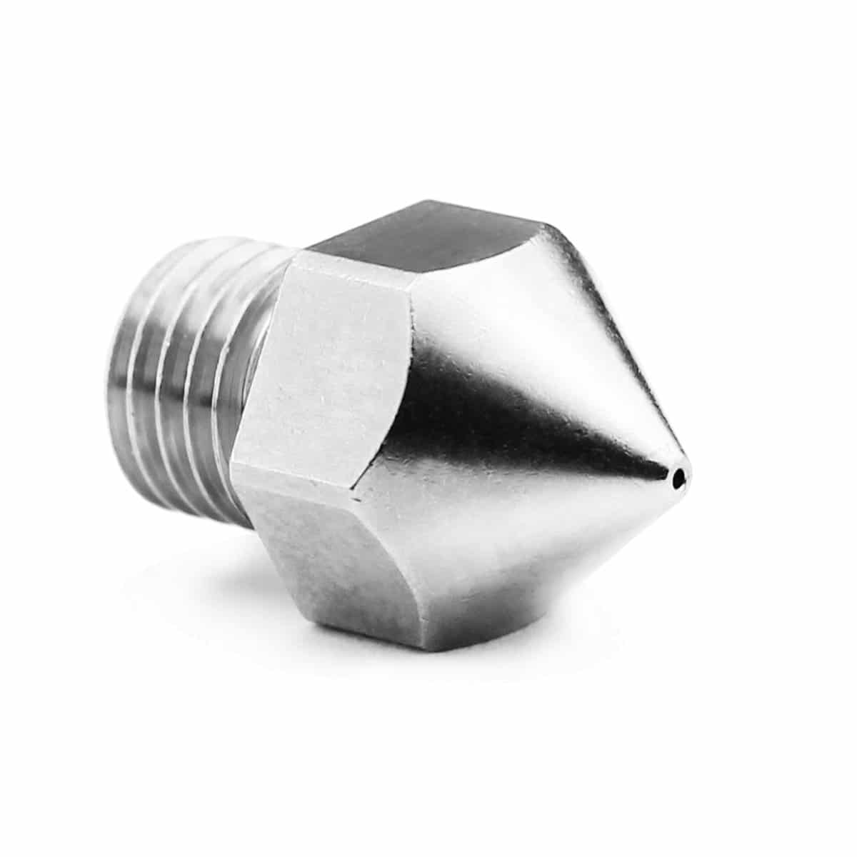 Image of Micro Swiss Plated Wear Resistant Nozzle for Creality CR-10s PRO - 0.40mm