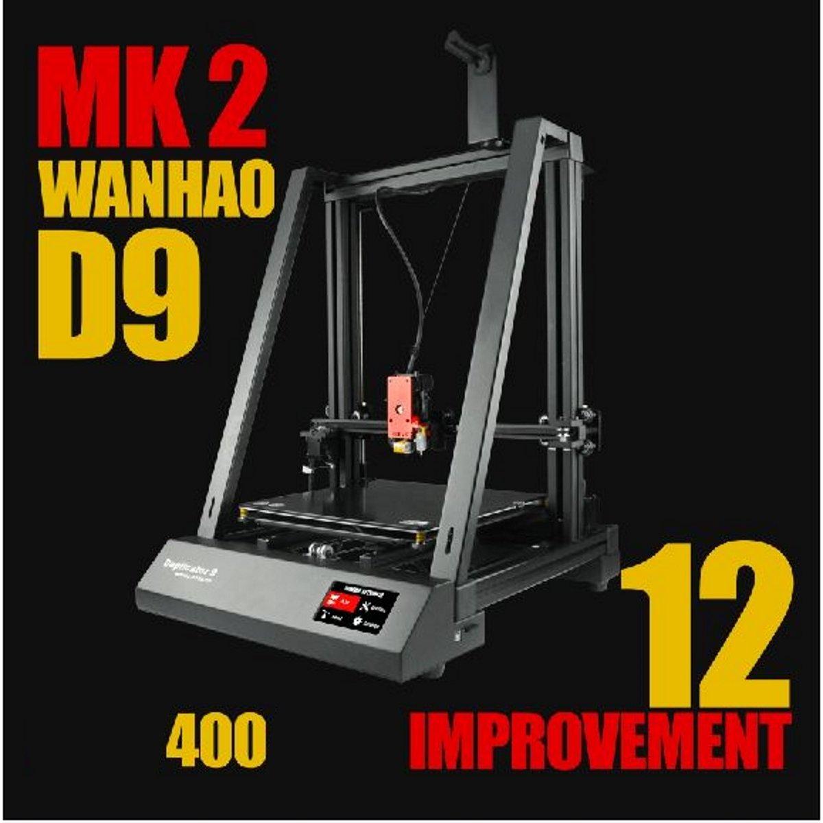 Image of   Wanhao Duplicator D9-400 MK2