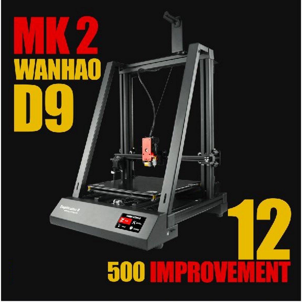Image of   Wanhao Duplicator D9-500 MK2