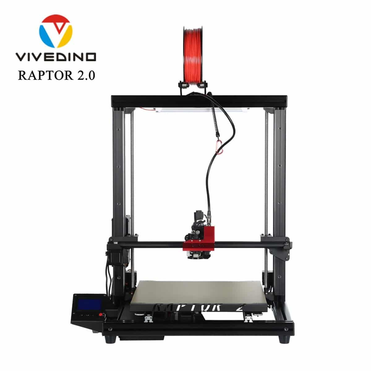 Image of Vivedino Formbot Raptor 2.0 - 400x400x500mm