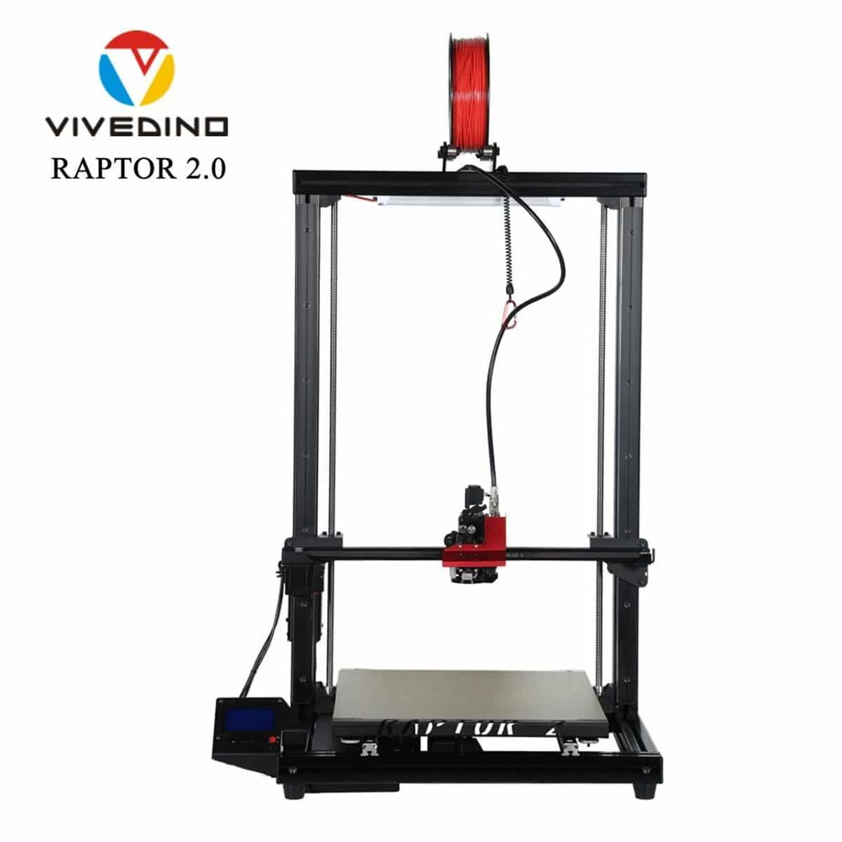 Image of Vivedino Formbot Raptor 2.0 - 400x400x700mm