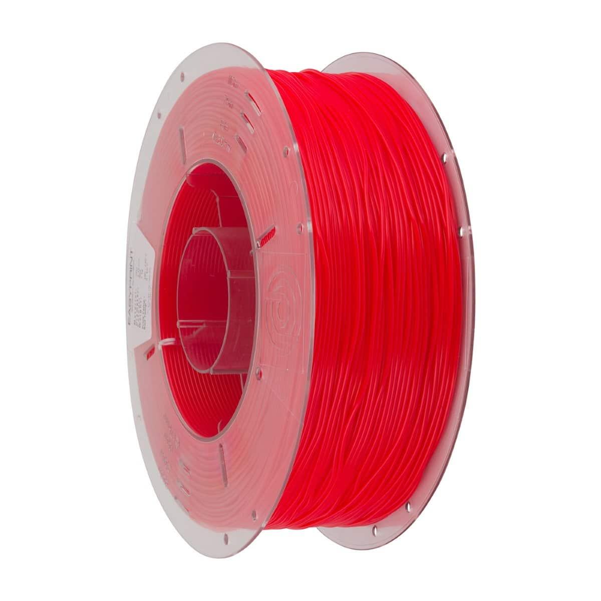 Image of PrimaCreator™ EasyPrint FLEX 95A - 1.75mm - 1 kg - Red