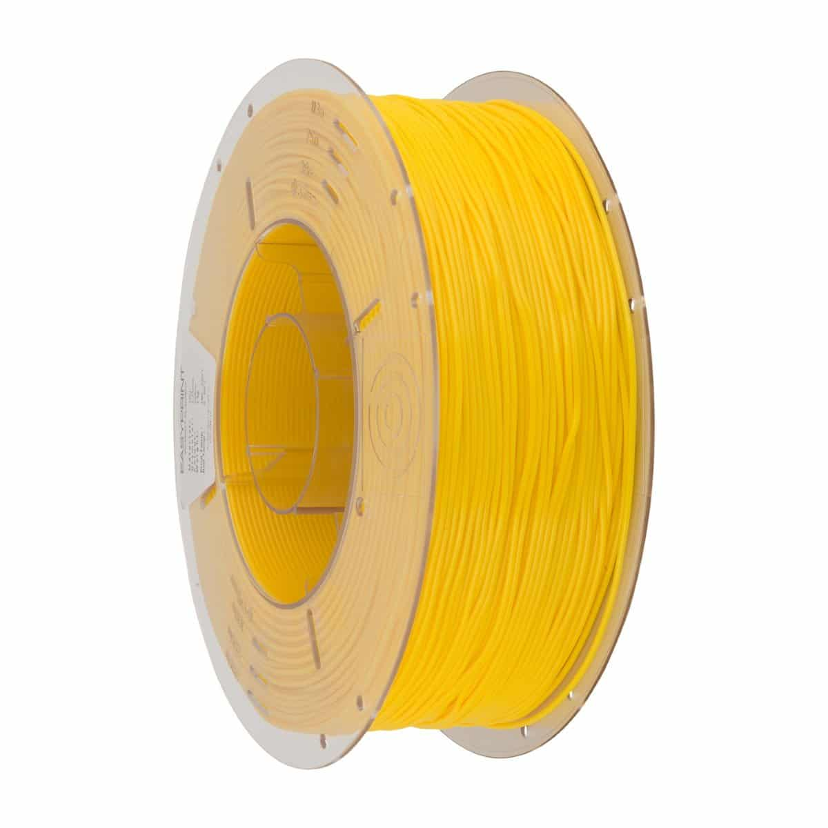 Image of PrimaCreator™ EasyPrint FLEX 95A - 1.75mm - 1 kg - Yellow