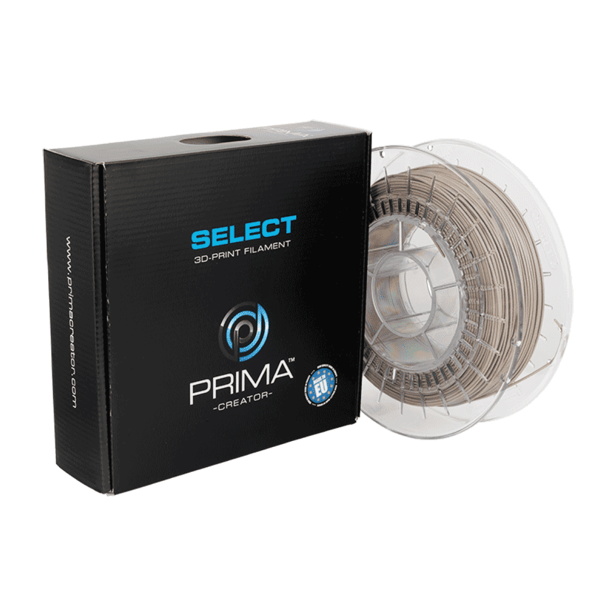 Image of PrimaSelect Luvocom 3F PEEK 9581 - 1.75mm - 500g - Natural