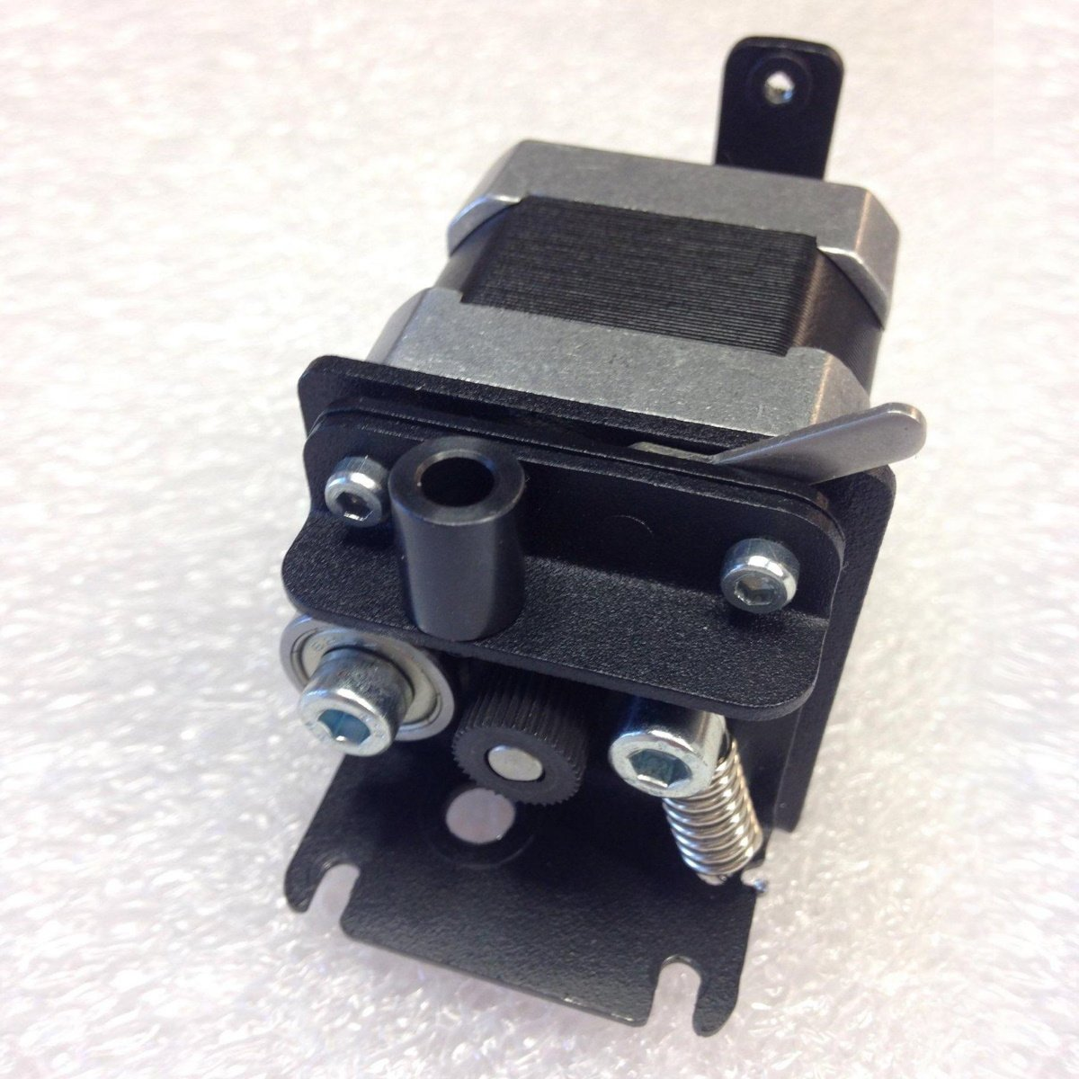 Image of   CraftBot Plus, CB2, Assembled extruder for CraftBots with FFC holder